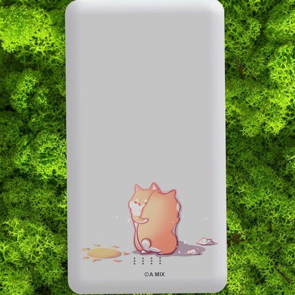 棉花糖柴柴。廢貓阿米 行動電源 款式10