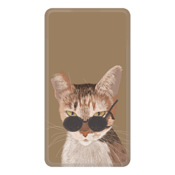 【FRNM】 stray cats 行動電源 款式01