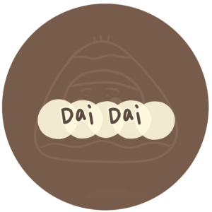 DAI DAI イラスト