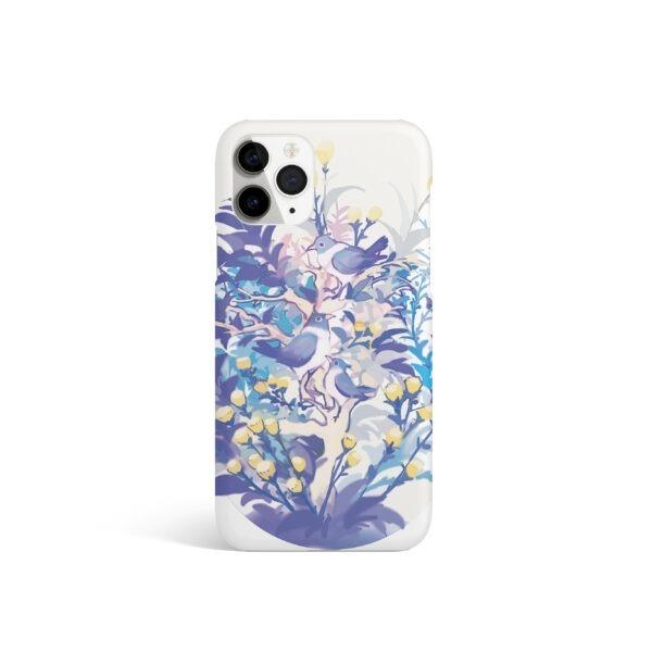 CARRIGE BUBU 藍色寂靜 貓狗系列 聯名款手機殼 款式14