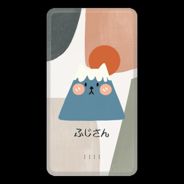 【Runi】 嚕尼貓 行動電源 款式01