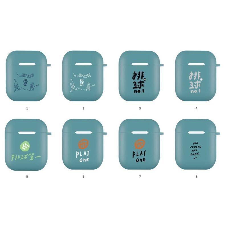 【台灣設計師118】Airpods保護套 插畫