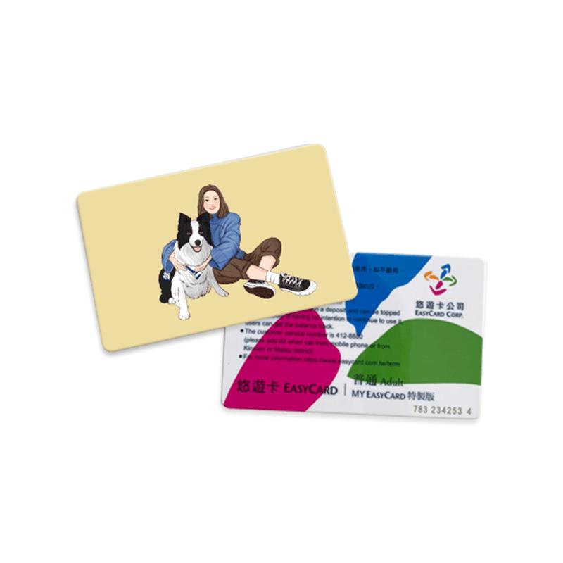 【客製化】悠遊卡訂製 照片訂製/顏繪設計/文字設計