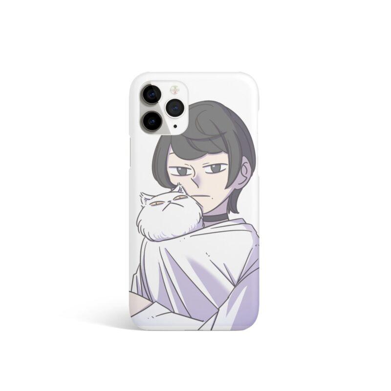 Bonga Quest 小玉與貓 惡搞系列 聯名款手機殼 款式10