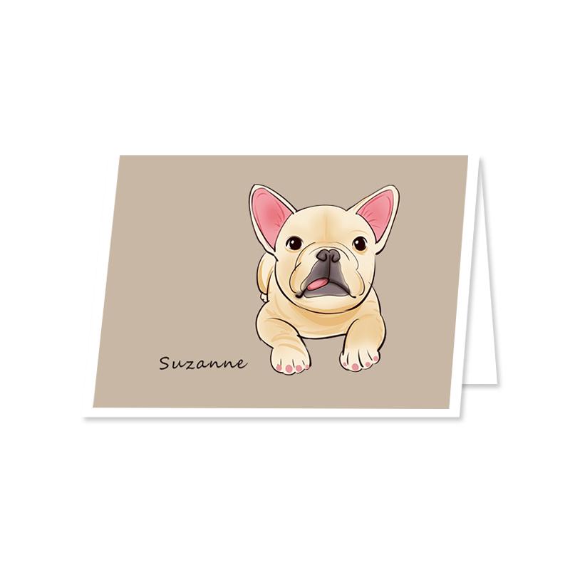 聖誕節交換禮物【客製化】明信片訂製 照片訂製/顏繪設計/純文字設計